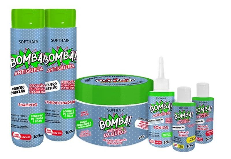 Soft Hair Complementa sua linha bomba antiqueda com três novos produtos