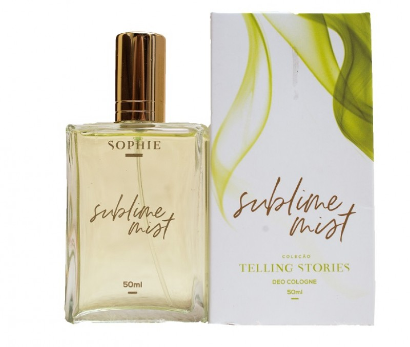 Sophie Sensual Feelings lança linha de perfumes femininos
