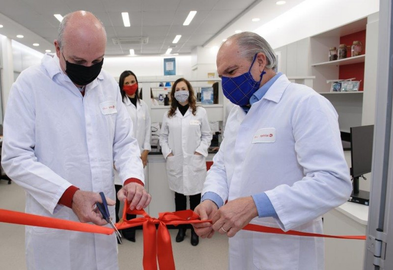 Symrise inaugura novo laboratório de aplicação para ingredientes cosméticos