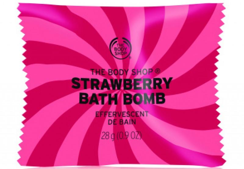 The Body Shop lança espumas de banho efervescentes e kit sustentável para o dia dos namorados