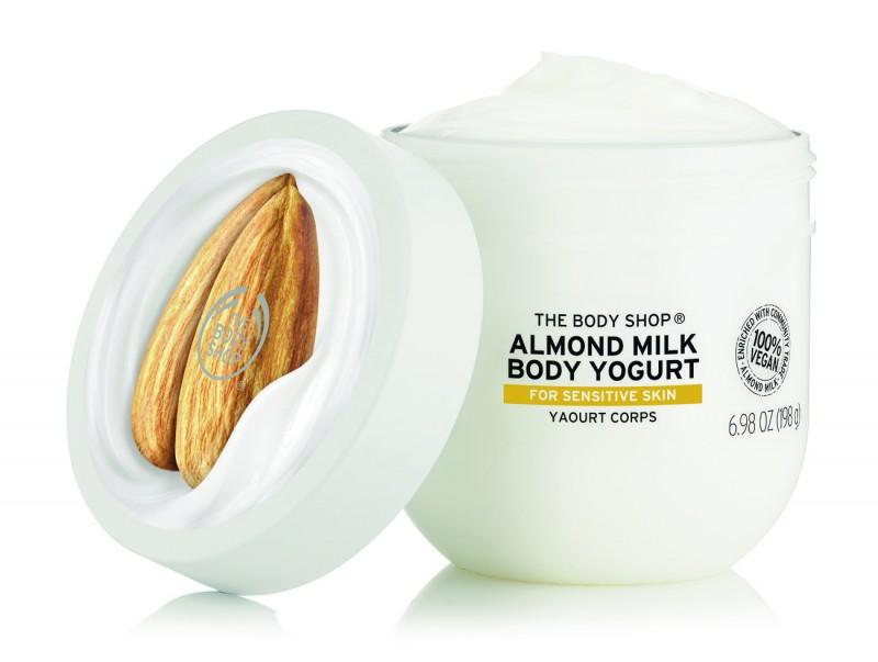 The Body Shop lança linha Body Yogurts