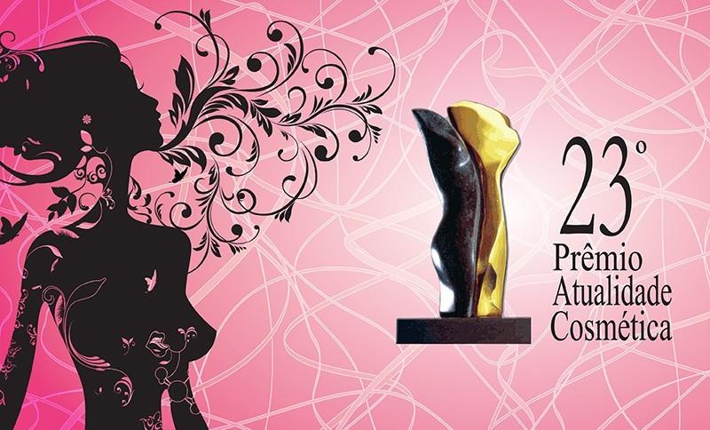 Tudo pronto para o OSCAR do mercado de perfumes e cosméticos. Amanhã é dia de Prêmio Atualidade Cosmética