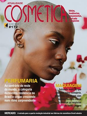 Revista Atualidade Cosmética ed. 172 - Novembro/2020