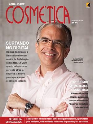 Revista Atualidade Cosmética ed. 174 - maio/2021